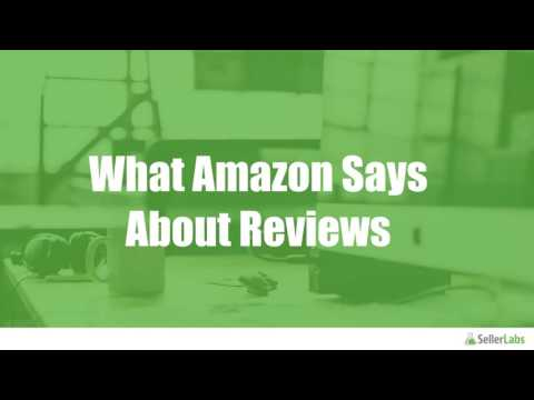 How to Generate Product Reviews and Stay within Amazon's Terms of Service Webinar Replay