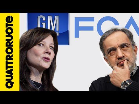 Fusione FCA-GM: ecco come finirà