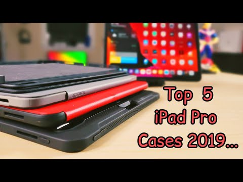 Best IPad Pro 11 Cases Of 2019 (End Of Year)...
