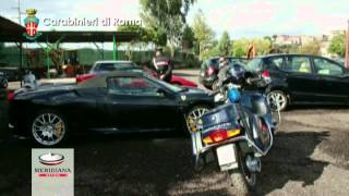 Testaccio, confiscate al clan Casamonica auto e ville di lusso per 3mln di euro