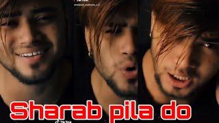 Sharab pila do Shayri || Tik tok shayri || tik tok sad shayri