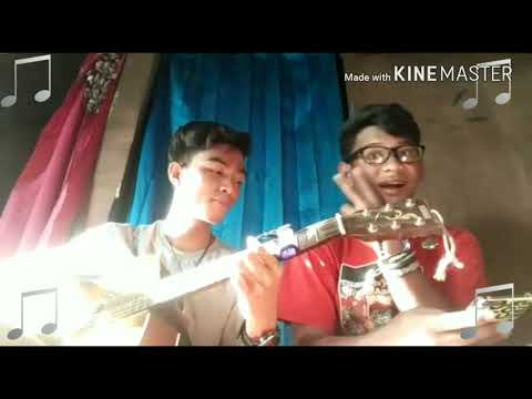 cover lagu mantan terindah;spy angels(cover by rohimin and rian)