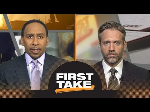 Stephen A. and Max react to Celtics defeating Cavaliers in Game 5   First Take   ESPN