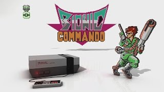 Bionic Commando (NES, 1988) - Video Game Years History