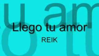 Video Reik - Llego tu amor LETRA download MP3, 3GP, MP4, WEBM, AVI, FLV November 2017