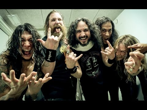 DEATH ANGEL Ted Aguilar Discusses 'Thrashumentary', Upcoming New Album & Tours (2015)