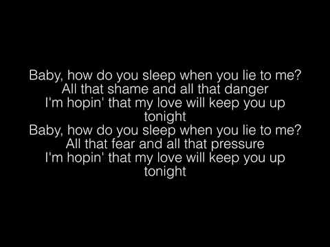 Sam Smith- How Do You Sleep Lyrics