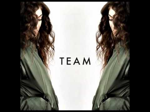 Lorde - Team (Radio 97 Edit)