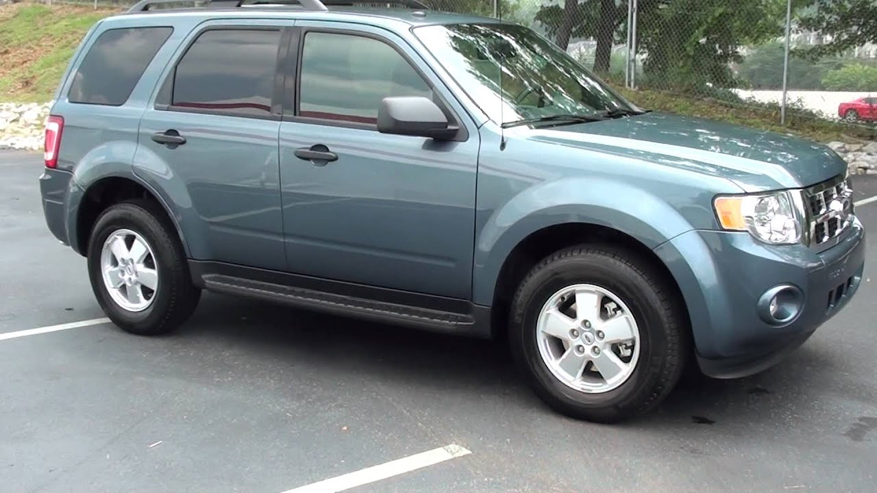 FOR SALE NEW 2012 FORD ESCAPE XLT STK 20038  YouTube