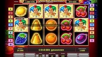 Jolly Fruits Player wins Jackpot