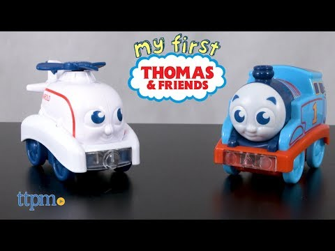 My First Thomas Railway Pals Thomas & Harold from Fisher-Price