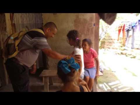 SALLY RUSSELL--Virtual Visit, Manna 4 Lempira--Edith, La Azomada