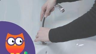 Réparer un robinet mélangeur qui fuit au col (Ooreka.com)