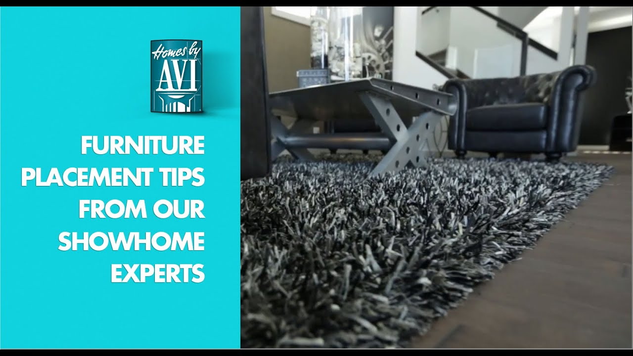 Interior Design Tips Proper Furniture Placement
