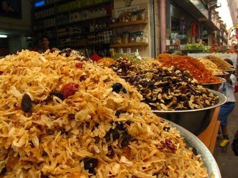 A Tour Of The Mahane Yehuda Market, Jerusalem, Israel