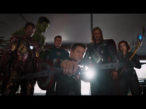 The Avengers Theme By Alan Silvestri