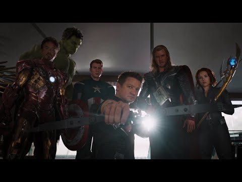 The Avengers Theme By Alan Silvestri