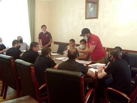 16.07.2020 Ապարան համայնքի ավագանու նիստ - մաս 1