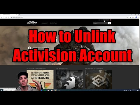 How To Unlink Activision Account (All Platforms)