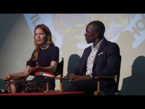 New York Film Academy Interview with Michelle Monaghan and Gbenga Akinnagbe
