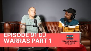 |episode 91| Dj Warras On Hustling , State Of Radio , Business Ventures , Gagasi Fm