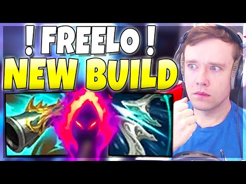 THIS NEW BUILD TURNS THIS CHAMPION INTO AN ASSASSIN? (NEW OP) - League of Legends