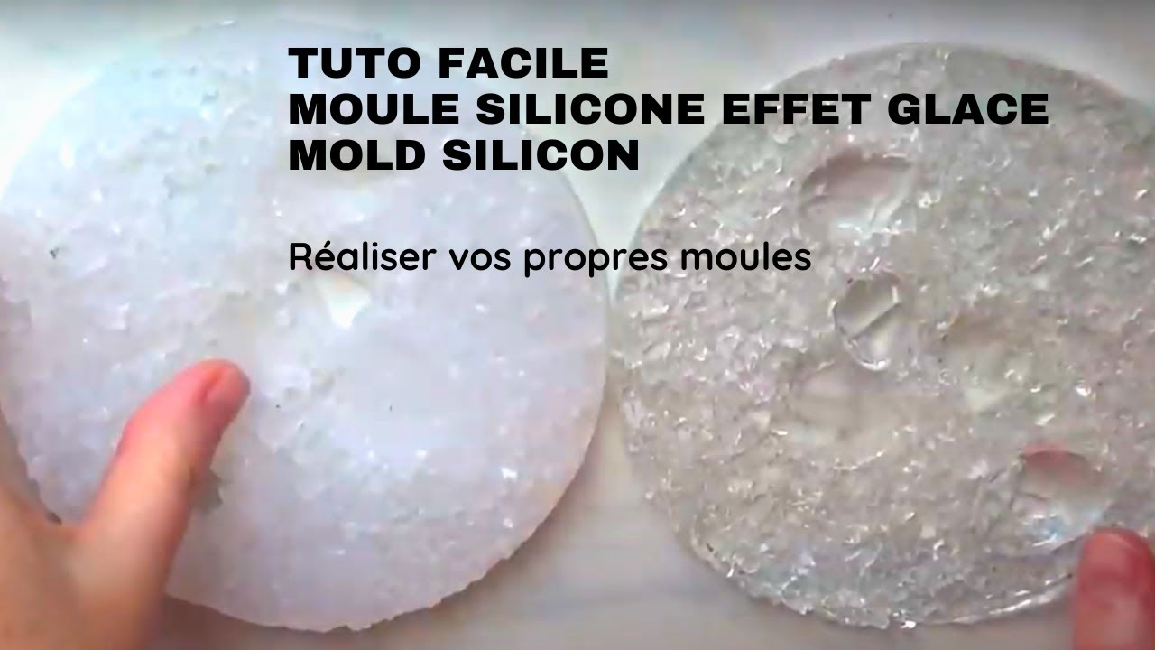 How To Make Silicone Molds For Resin Casting Epoxy Moule Silicone Resine Tuto Youtube