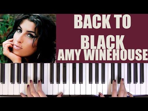 HOW TO PLAY: BACK TO BLACK - AMY WINEHOUSE
