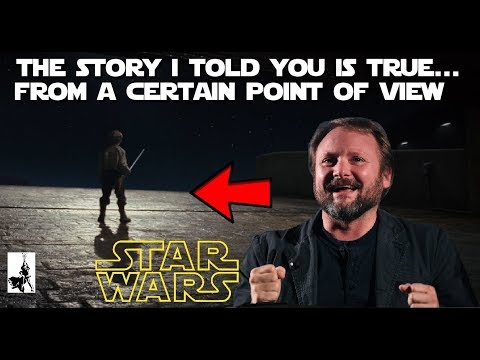The Rian Johnson is \