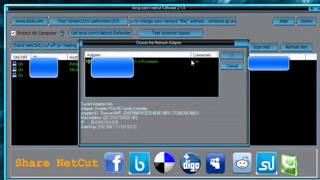 Como saber quien se conecta a mi red wifi y desconectarlo  NETCUT 2 1 4  Full 2013