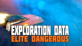 Elite: Dangerous: Gathering Exploration Data For The Engineers