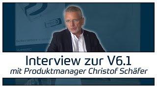Interview mit Christof Schäfer zur Version 6.1