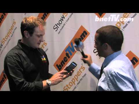 bnetTV interviews Viewsonic Phone at IFA 2011 Showstoppers Berlin