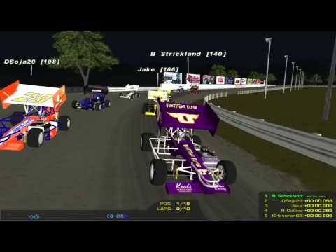 Up In Smoke Racing : Supermodified racing