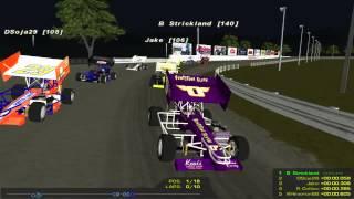 Up In Smoke Racing : Supermodified racing