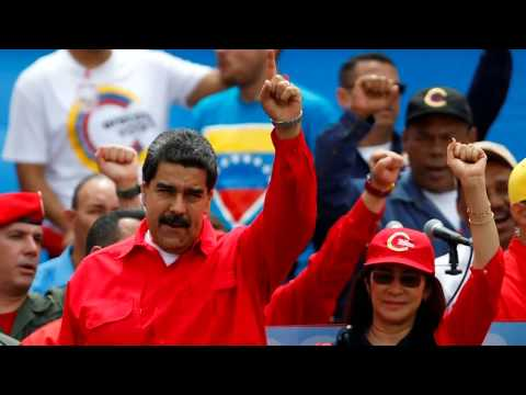 Venezuela's Maduro a 'dictator' after vote: White House