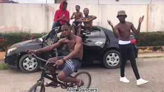 Kuami Eugene - Control Dance video by Allo Dancers