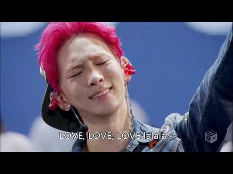 「TOKYO DOME ~ I'm your Boy~」SHINee - Love [LIVE] (English|Romanized Lyrics)