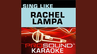 Blessed (Karaoke Instrumental Track) (In the Style of Rachael Lampa)
