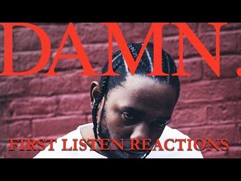 Is DAMN. Kendrick Lamar's Best Album Yet? - DAMN. Reactions