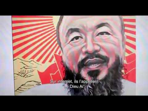 Ai Weiwei: Never Sorry Bande annonce VO
