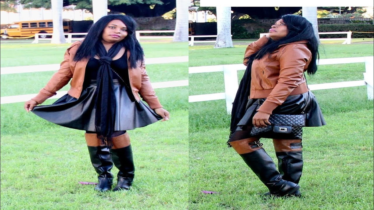 Equestrian Riding Boots & Skater Skirt - YouTube
