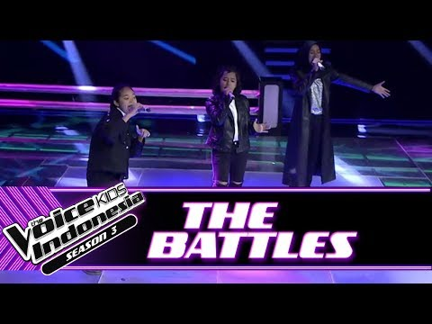 "Aulia & Fire & Kesia ""Bring Me To Life"" 