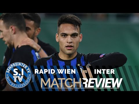 Rapid Vienna vs Inter Match Review (ICARDI STRIPPED OF CAPTAINCY!) Mp3