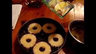 Бисквитный желейный торт с фруктами.mp4