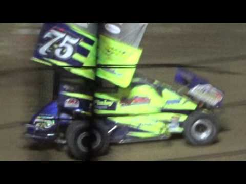 Paradise Speedway - Brandyn Griffin _ 4/29/17 feature race