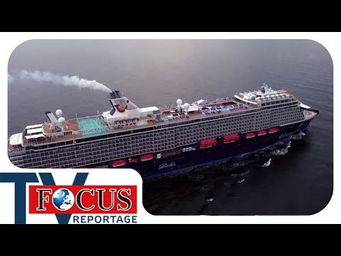 Kreuzfahrt Auf Probe - Urlaub Im Luxusliner | Focus TV Reportage