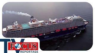 Kreuzfahrt auf Probe - Mit der Mein Schiff 6 durch die Ostsee - Focus TV Reportage