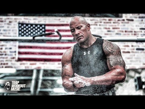 AGGRESSIVE WORKOUT MUSIC MIX 🔊 PUMP UP TRAP 2018