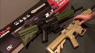 M4 Pneumatic Air rifle